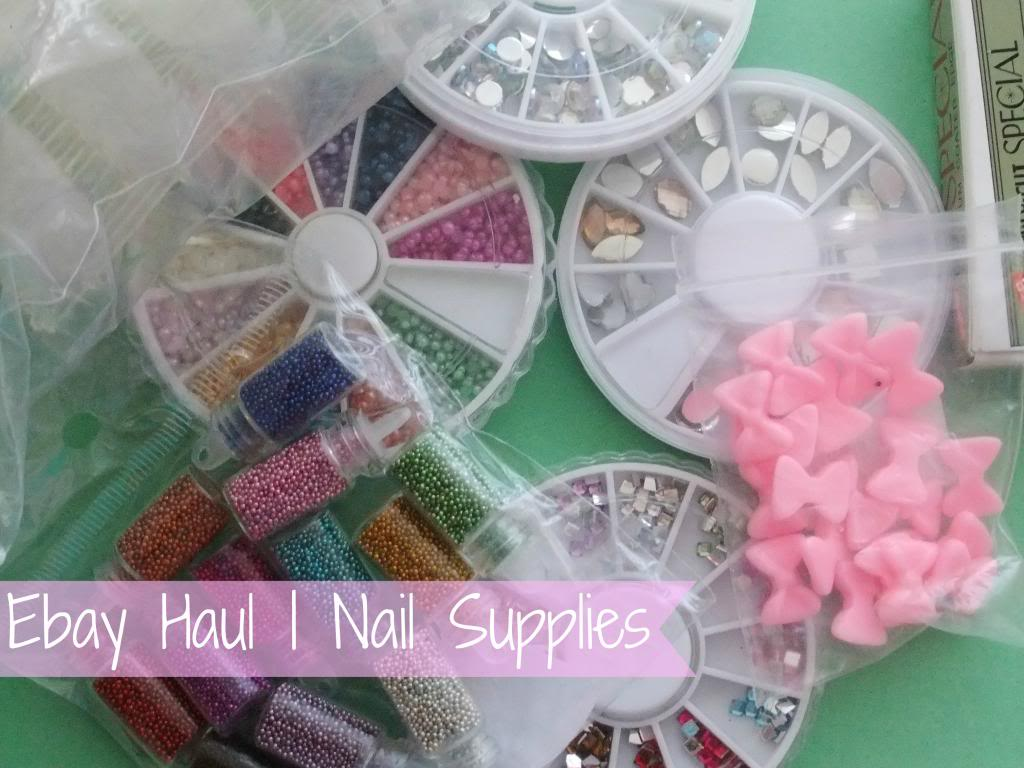 ebay haul nail art supplies raspberrykiss. Black Bedroom Furniture Sets. Home Design Ideas