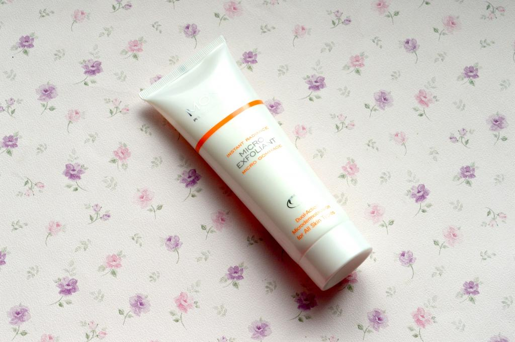 Review monu micro exfoliant raspberrykiss for Monuskin micro exfoliant