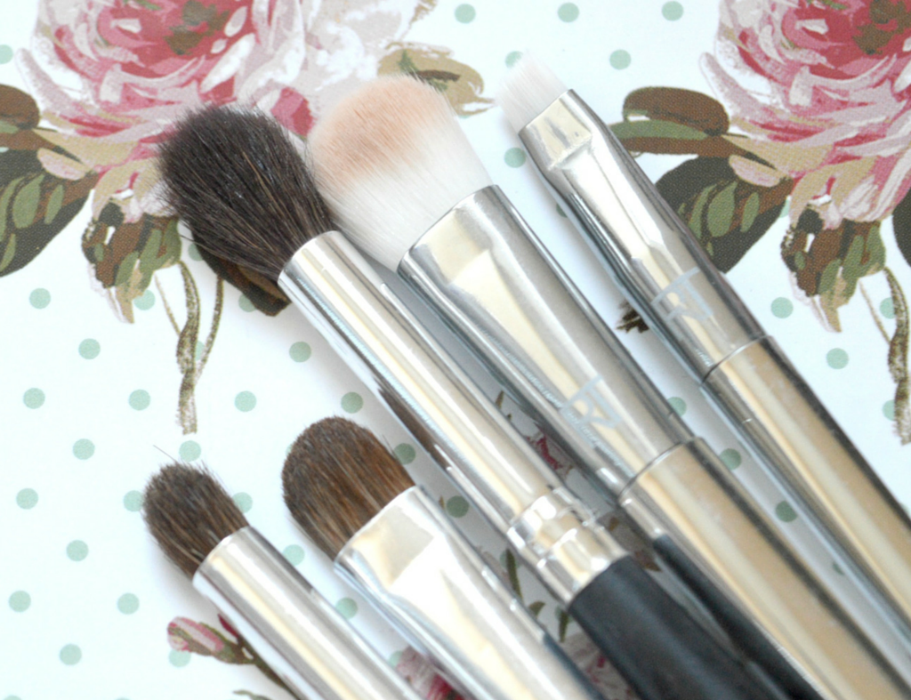 My Most Reached For Eyeshadow Brushes