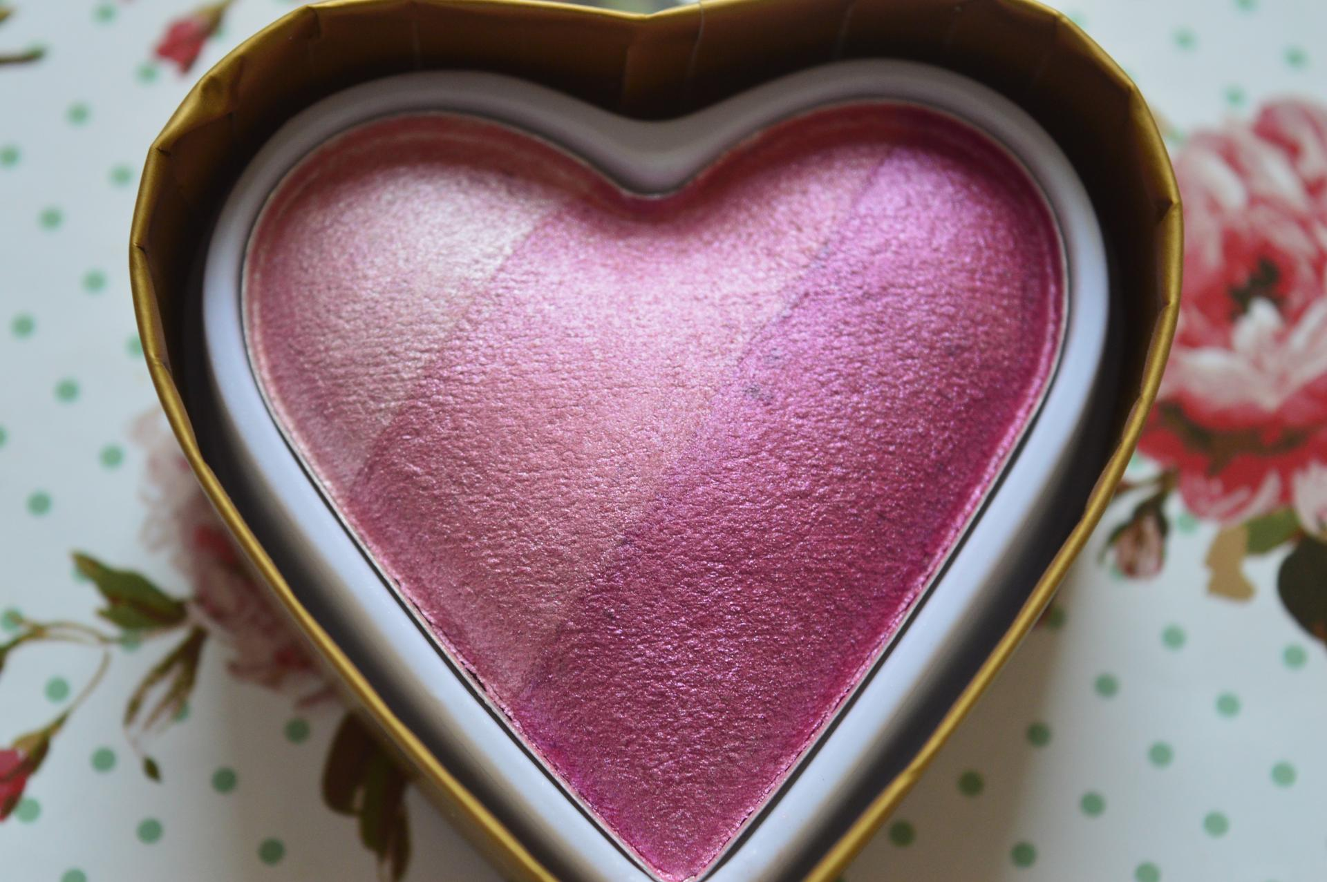 Technic Baked Hearts Blusher Review