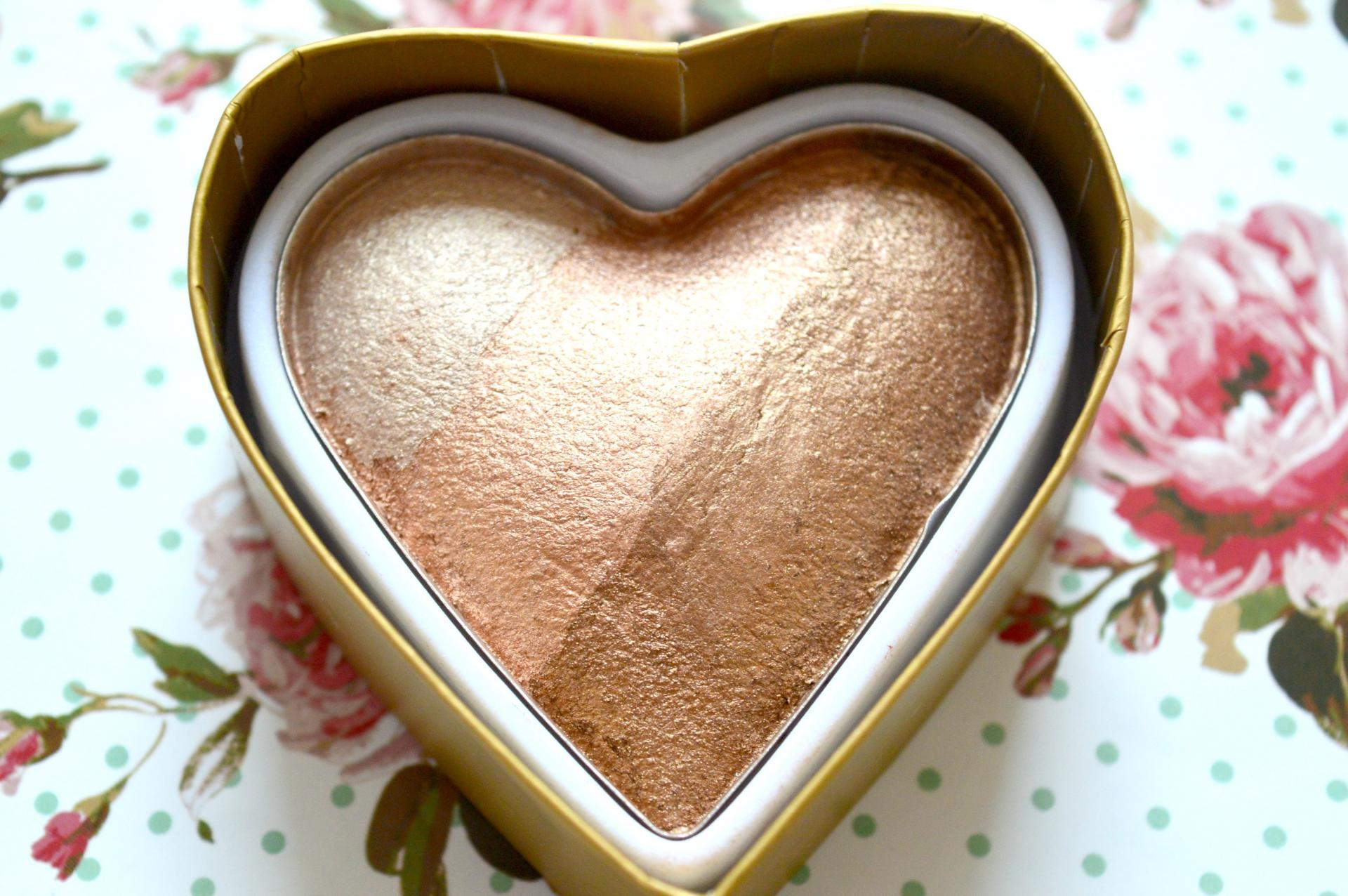 Technic Baked Hearts Bronzer Review