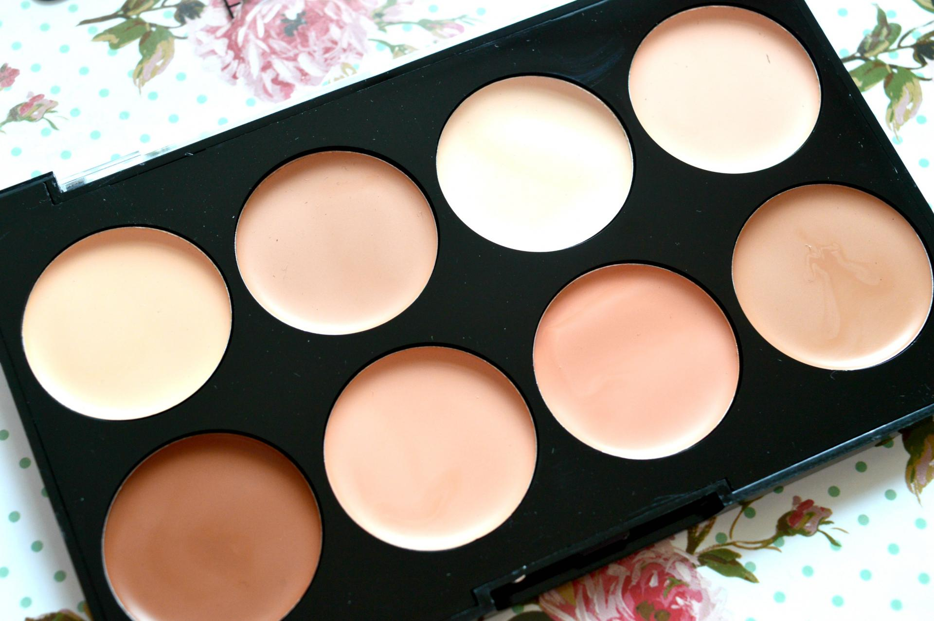 Technic Colour Fix Cream Contour Palette Review