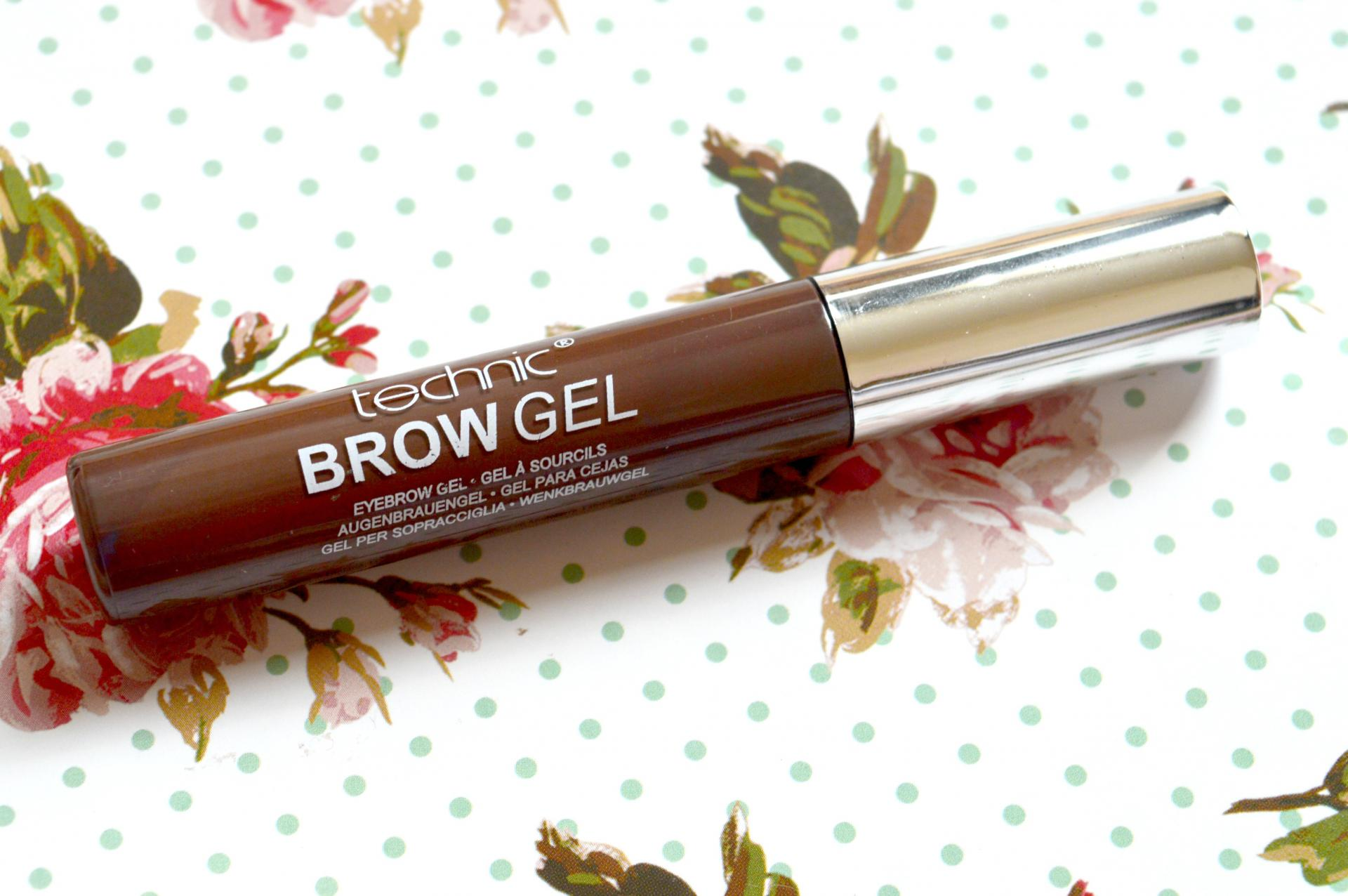 Technic Brow Gel in Medium