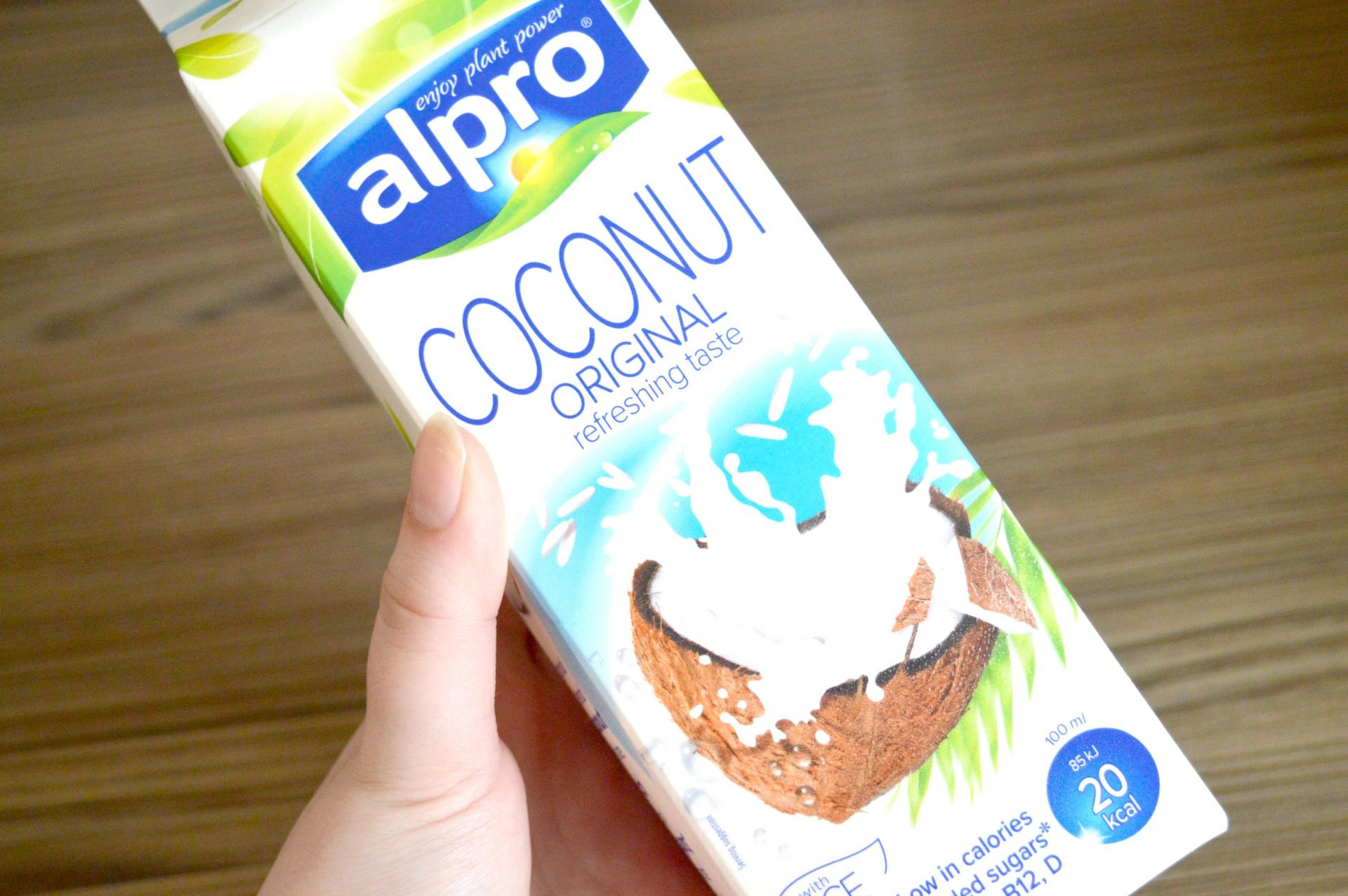 Alpro Coconut Original Drink from the Alpro Coconut Range
