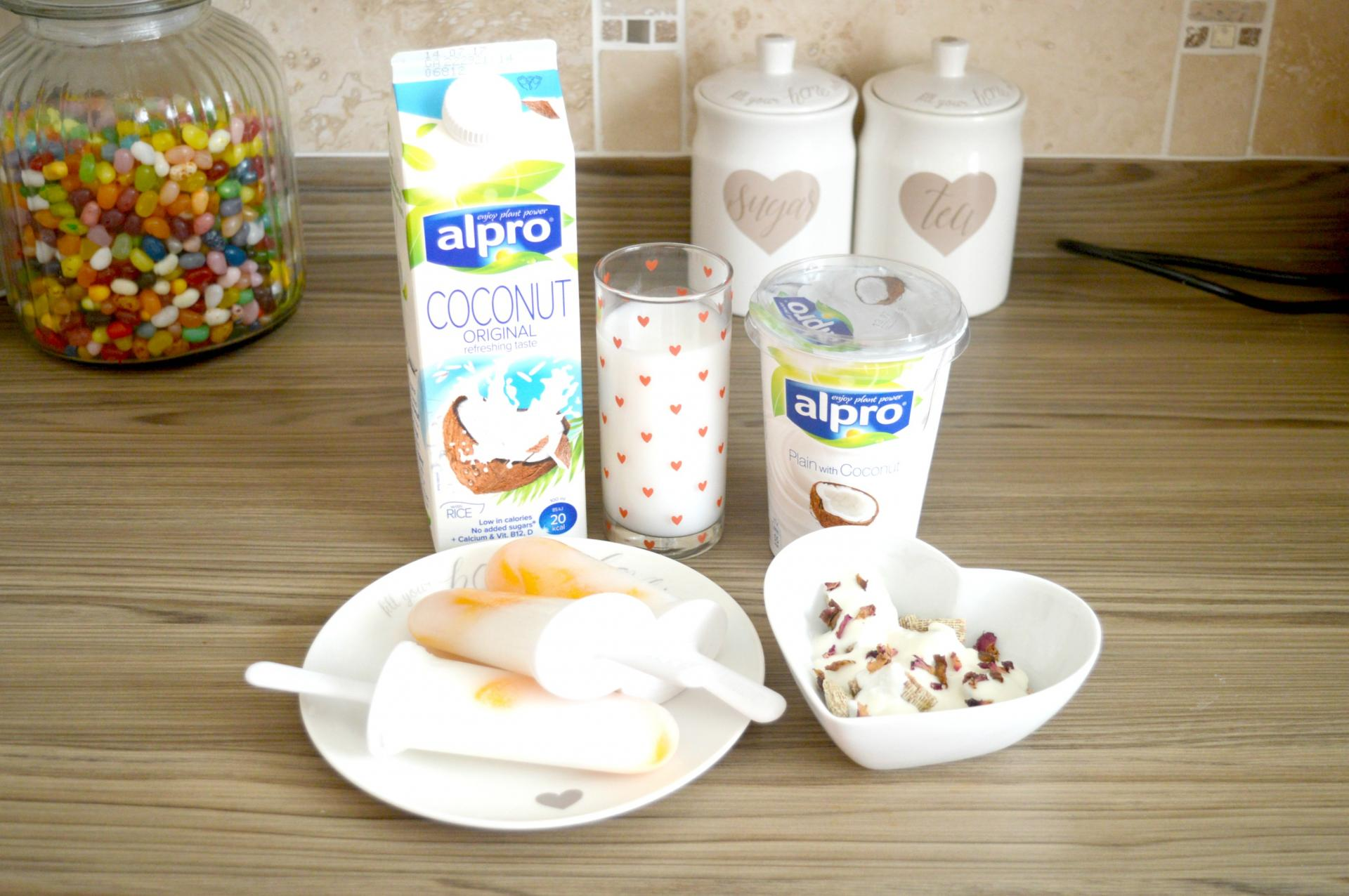 The Awesome Alpro Coconut Range You Need To Try This Summer