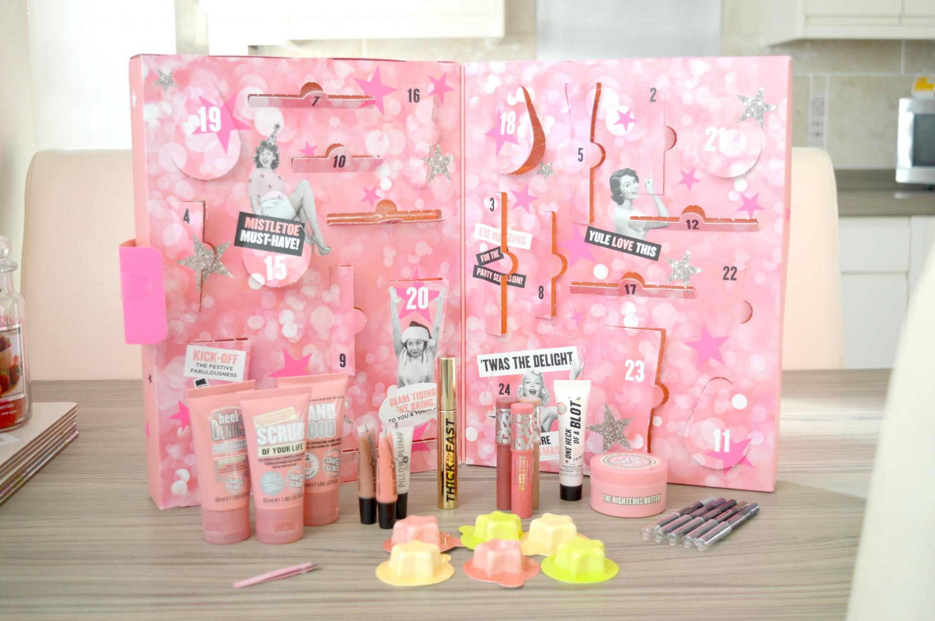 Is The Soap and Glory Advent Calendar The Best Beauty Option?