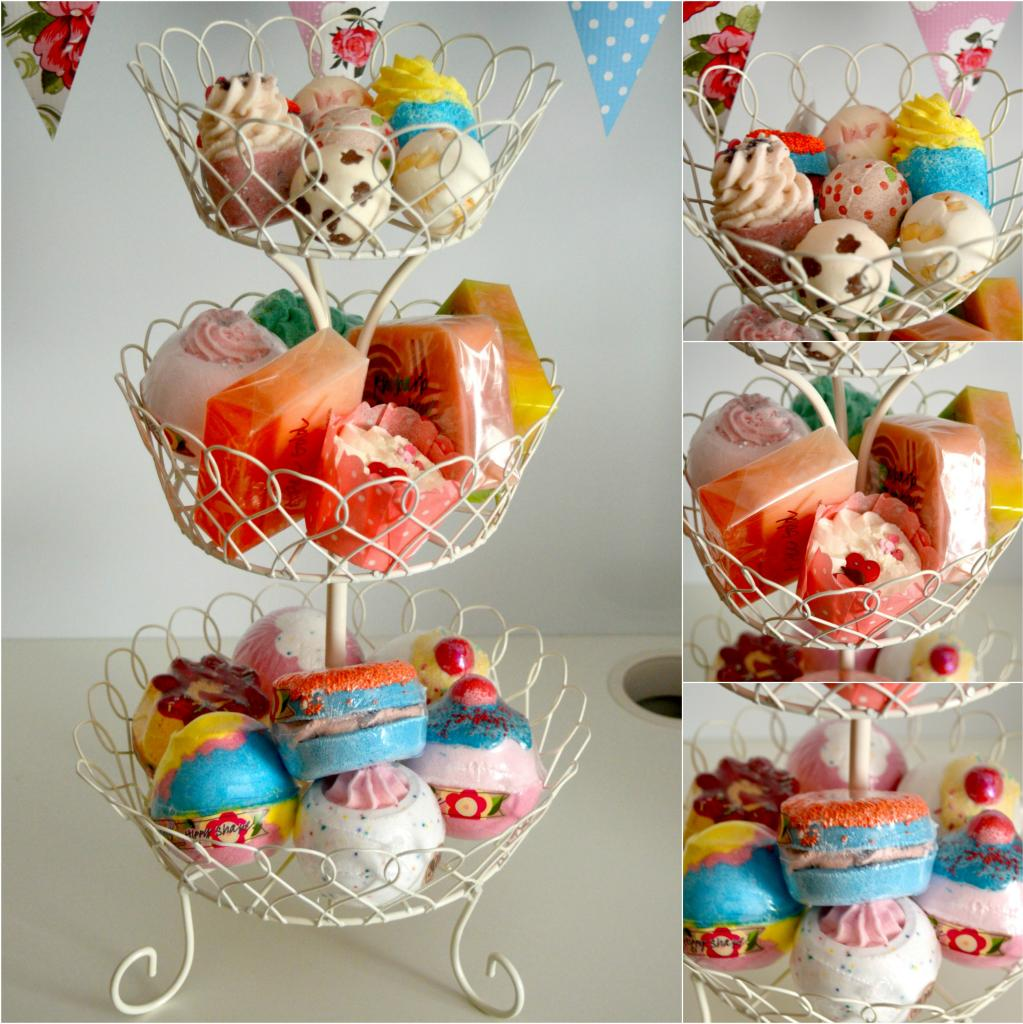 Cake Stand Bath Bomb Storage A Great And Effective Solution