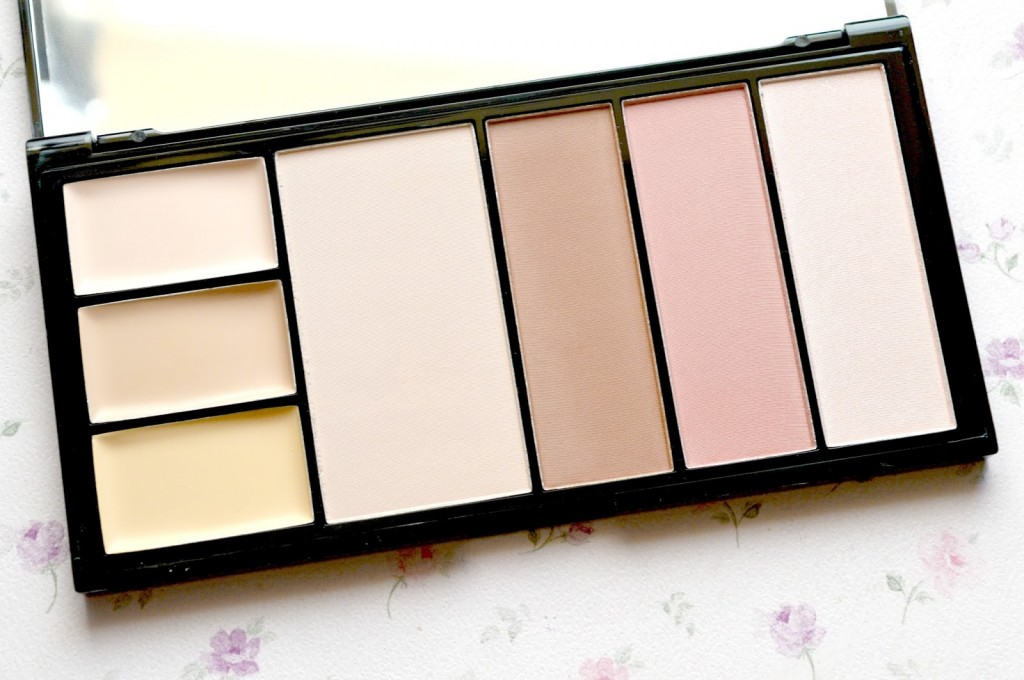 Review | Makeup Revolution Protection Palette in Light