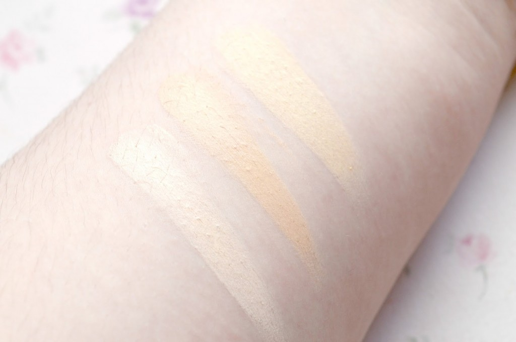 Review | Makeup Revolution Protection Palette in Light Swatches