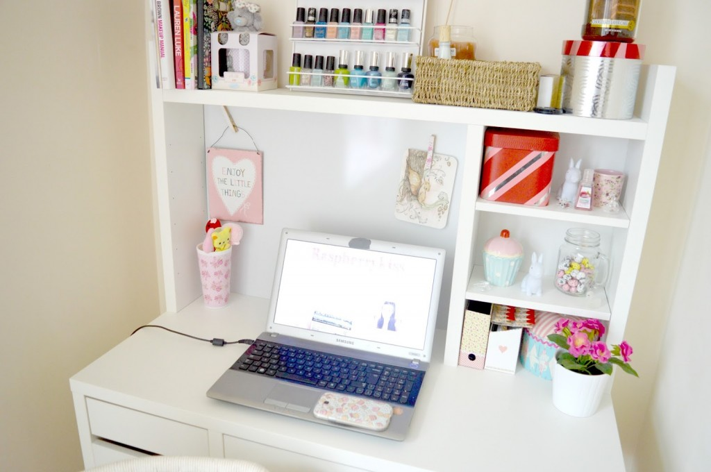 My Blogging and Beauty Room 2015