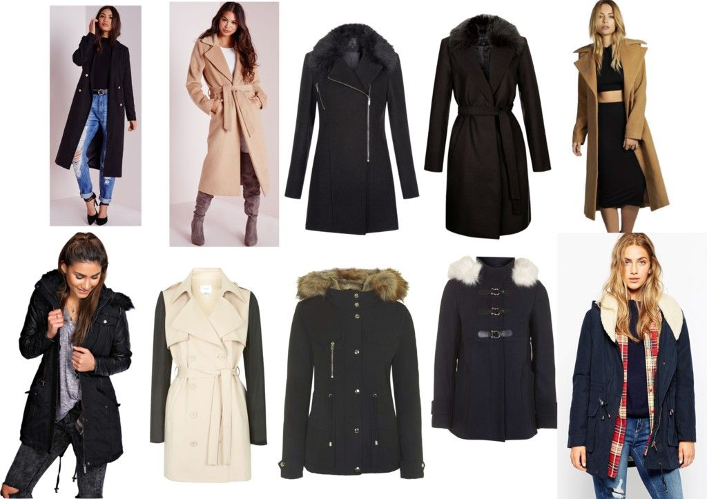 10 Stylish and Practical Coats For The Colder Months