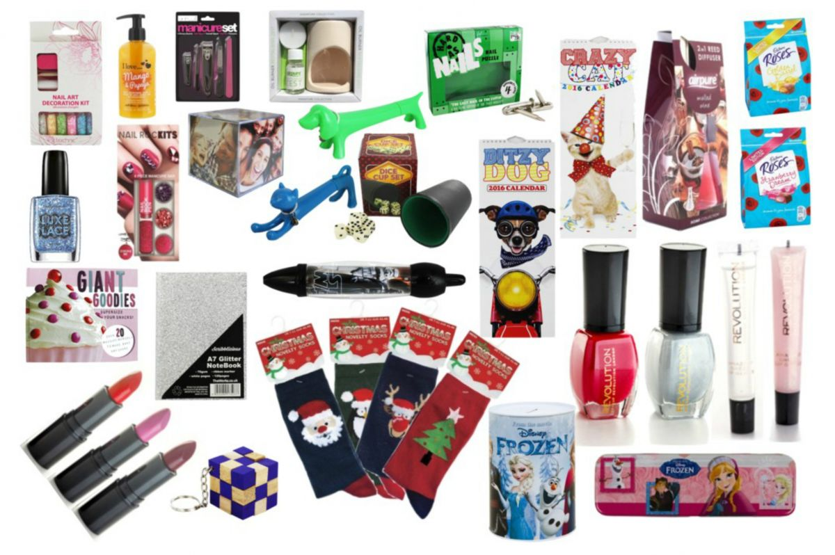 £1 Stocking Fillers 2015