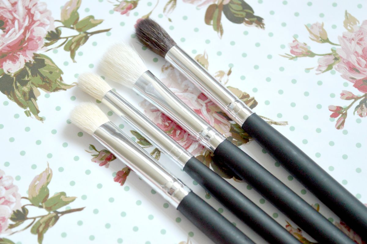 MAC Eyeshadow Brush Dupes