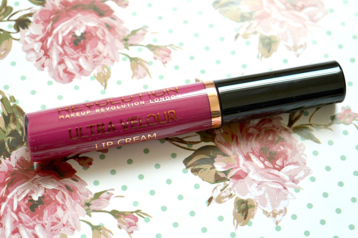 Makeup Revolution Lip Cream in All I Think About Is You