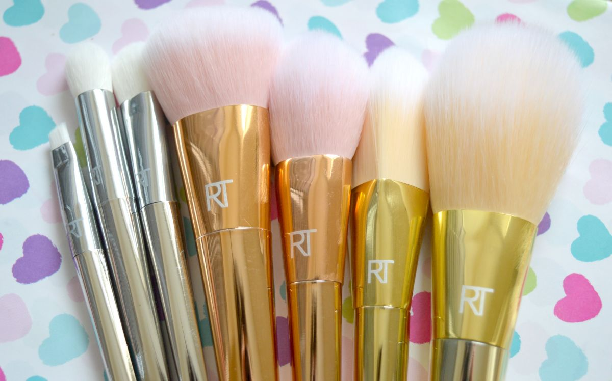 Real Techniques Bold Metals Brush Dupes