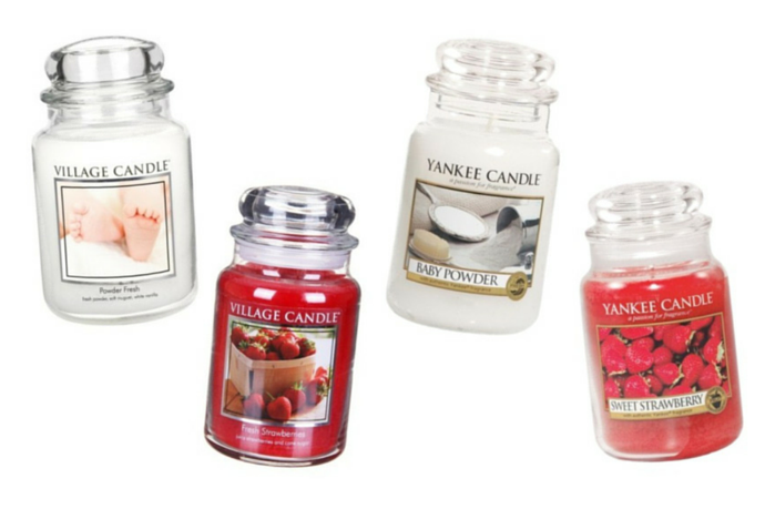 Village Candle VS Yankee Candle