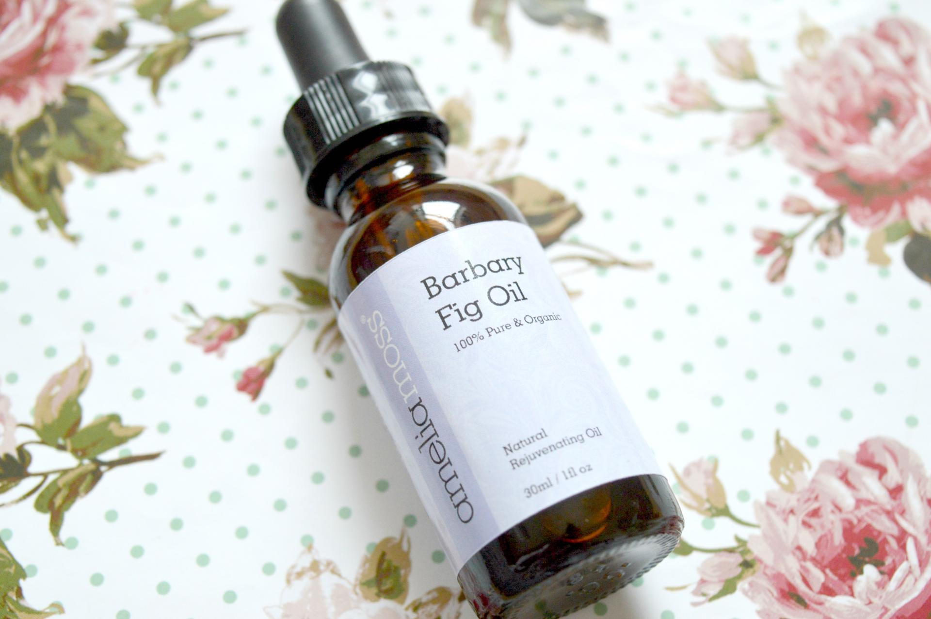 Amelia Moss Barbary Fig Oil Review