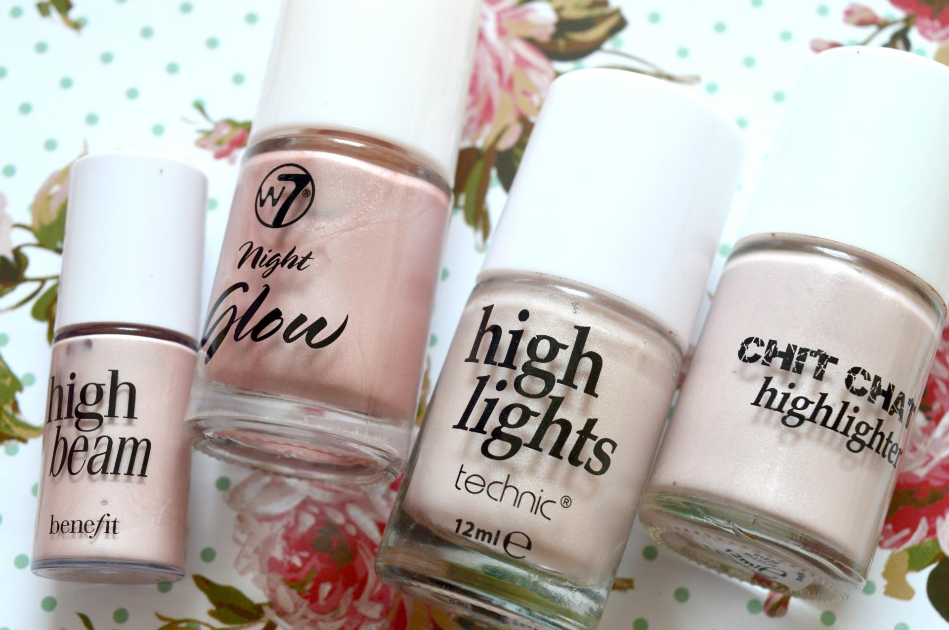 Benefit High Beam Dupes
