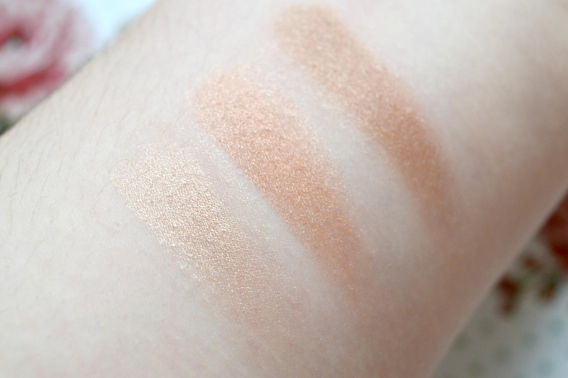 Technic Baked Hearts Bronzer Review Swatches