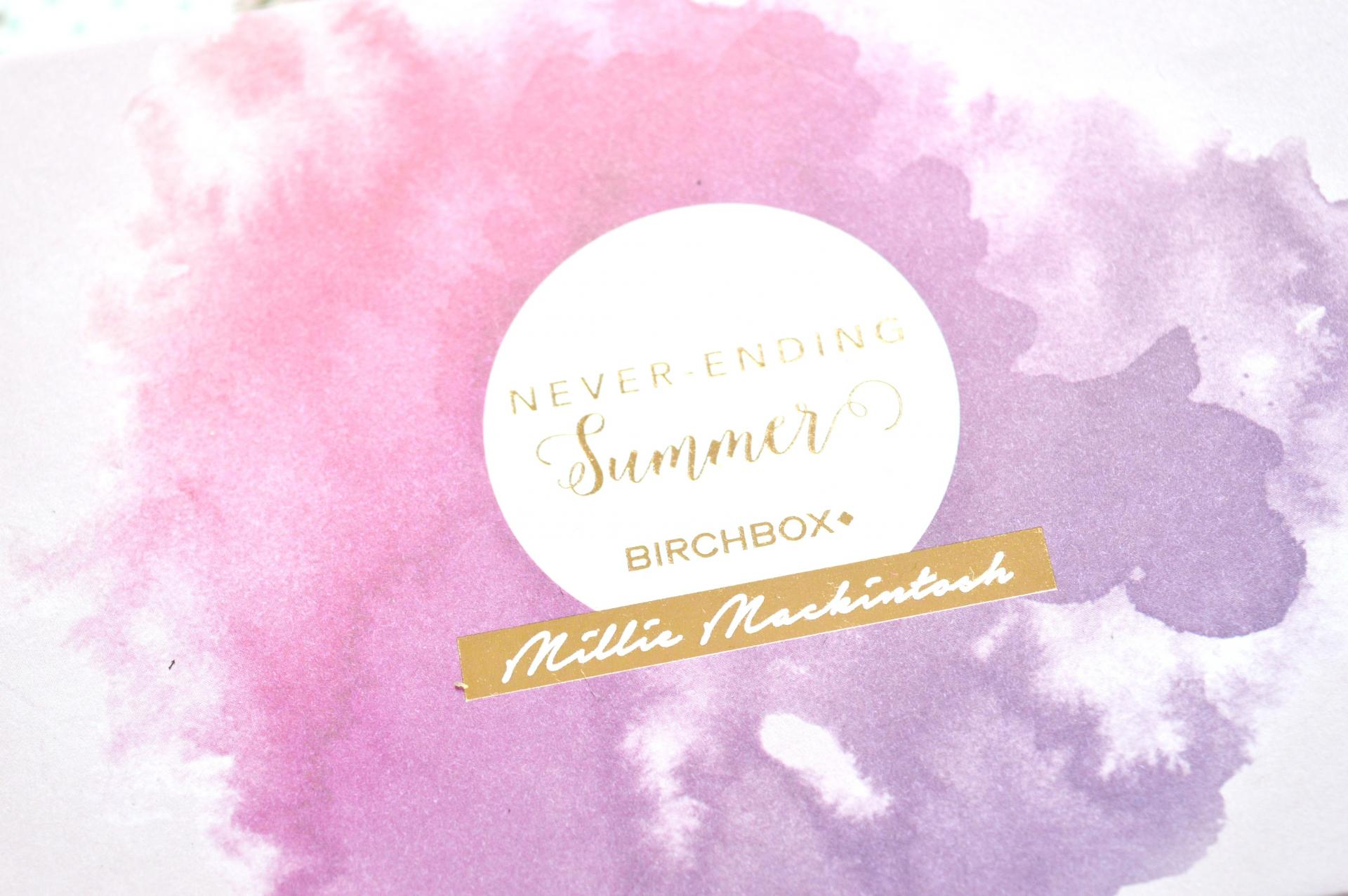 Birchbox July 2016 | Never-Ending Summer