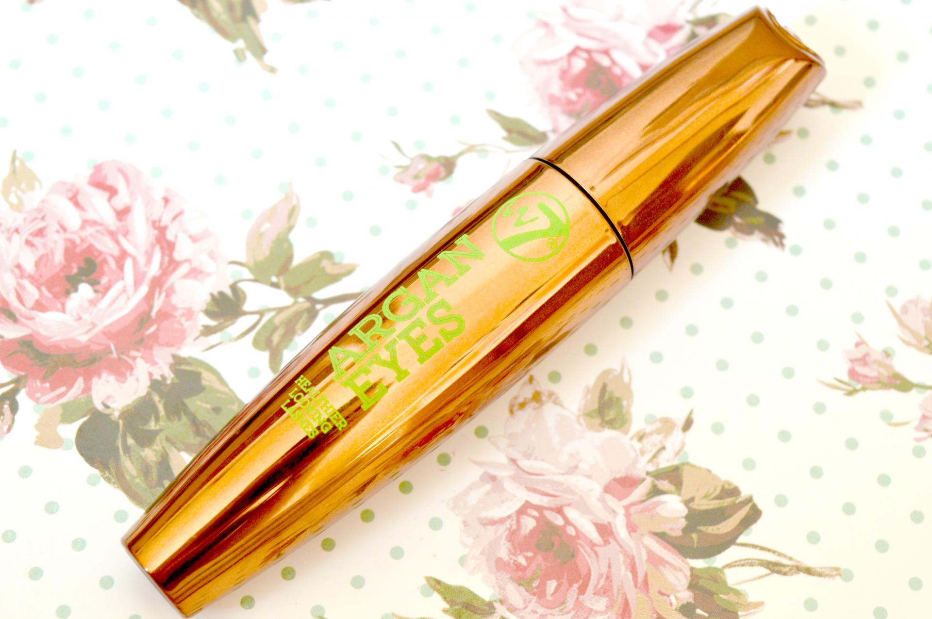 W7 Argan Eyes Mascara Review