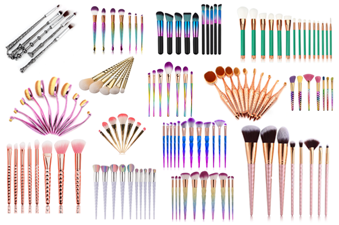 15 Gorgeous Makeup Brush Sets That Are Under 10