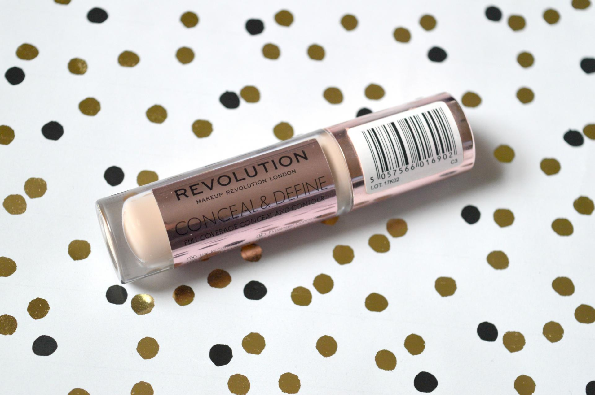 Makeup Revolution Full Coverage Concealer
