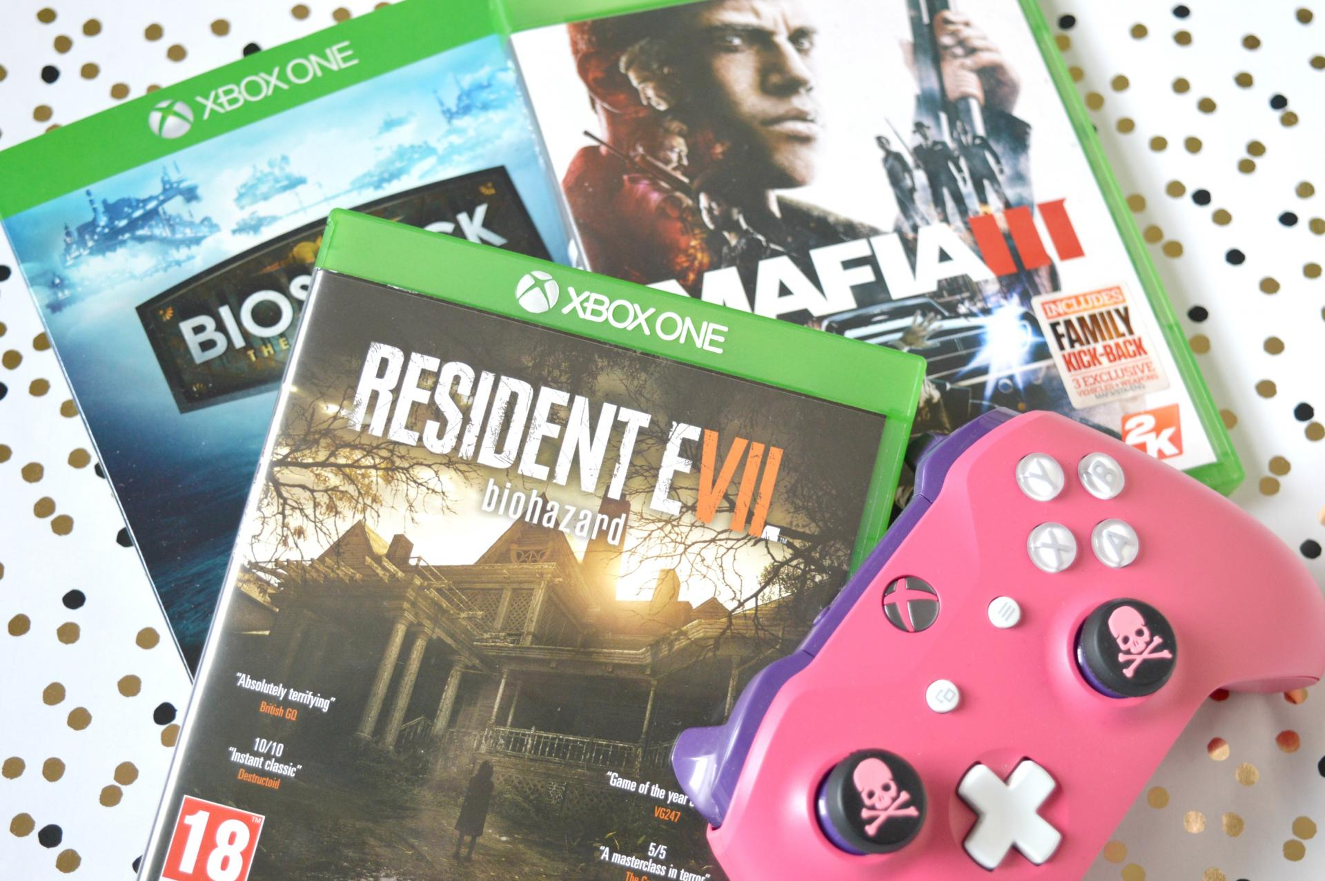 3 Impressive Xbox One Games I've Been Obsessed With - Mafia 3, Resident Evil 7 Biohazard and Bioshock The Collection