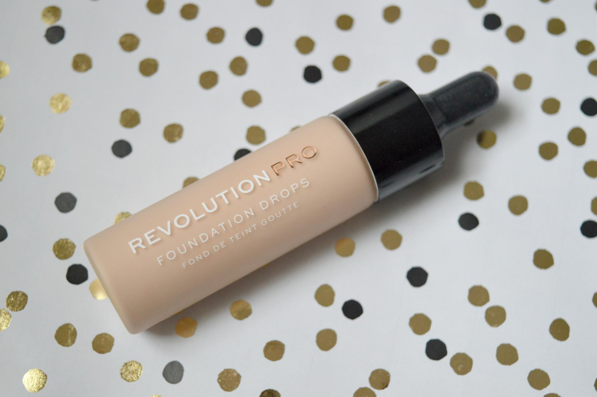 How Good Are The Revolution Pro Foundation Drops?