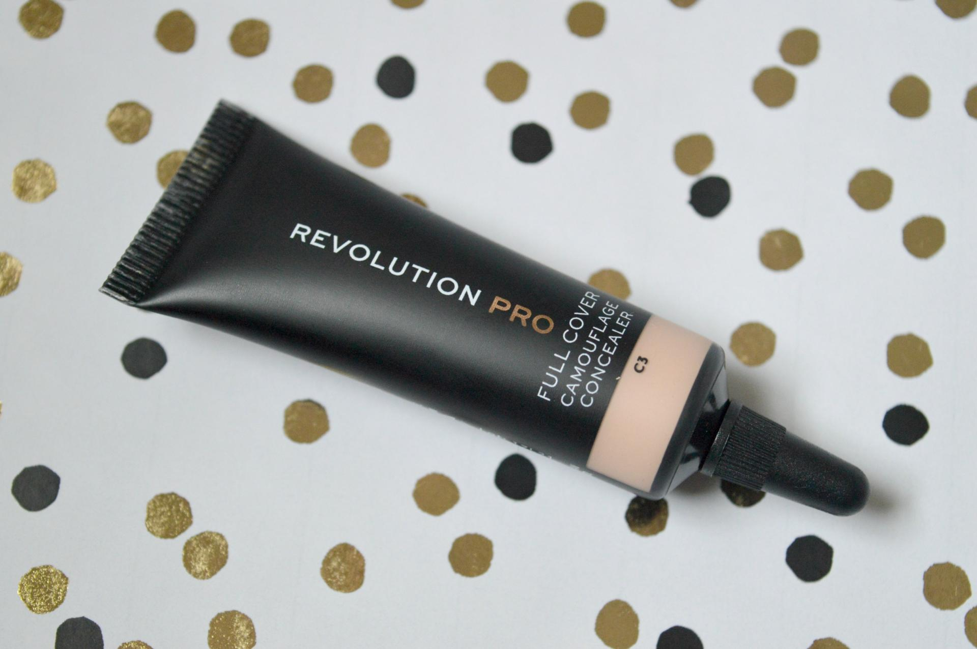 How To Get Flawless Skin With The Revolution Pro Camouflage Concealer