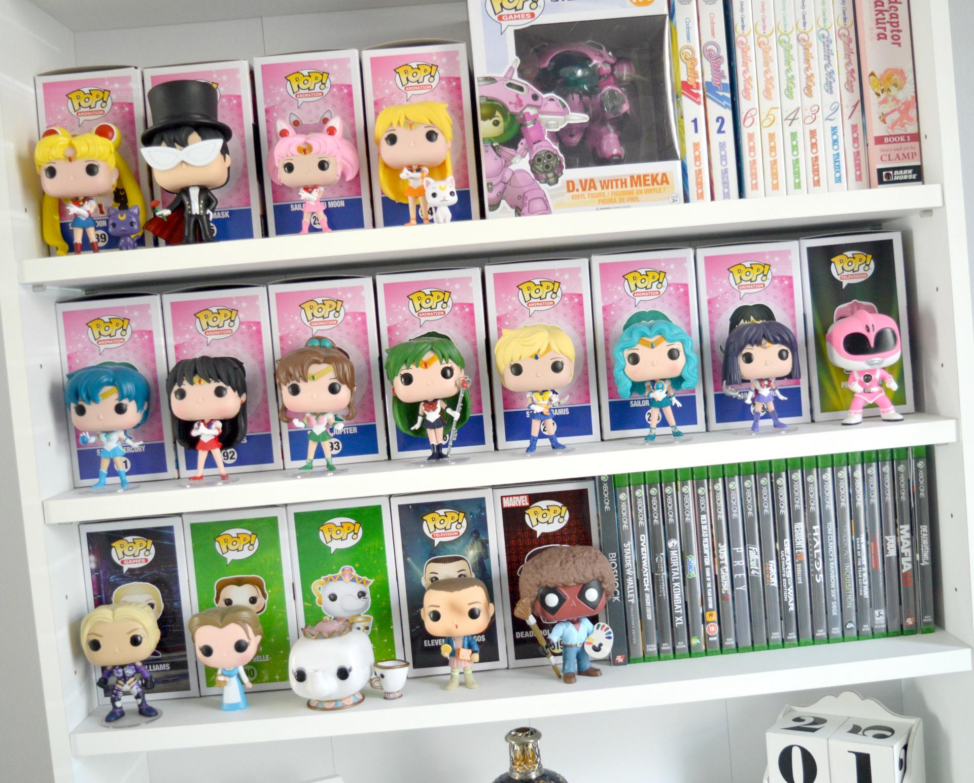 Why I Love Funko Pop Figures and You Should Too