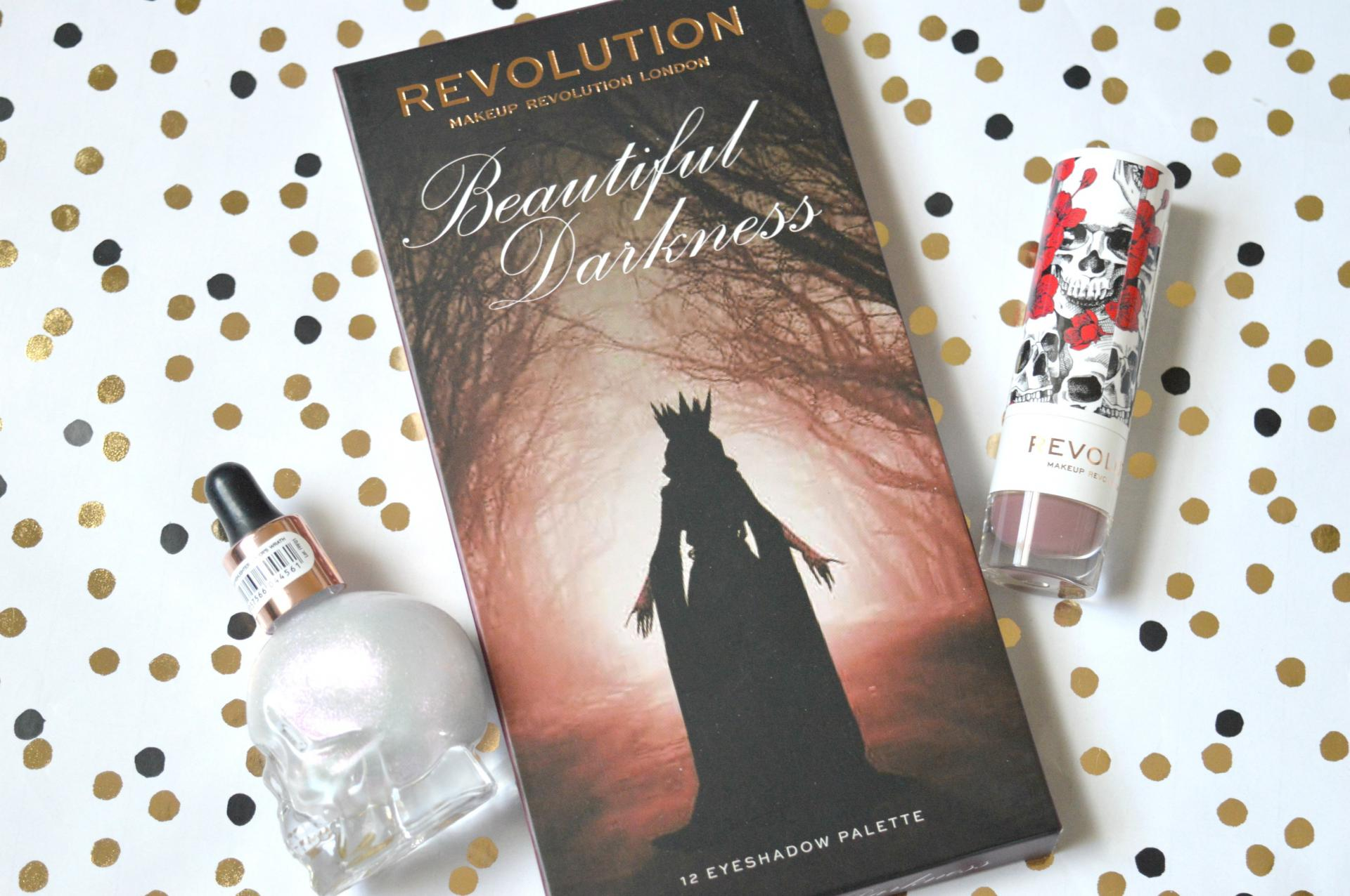 3 Super Pretty Revolution Beauty Halloween Products