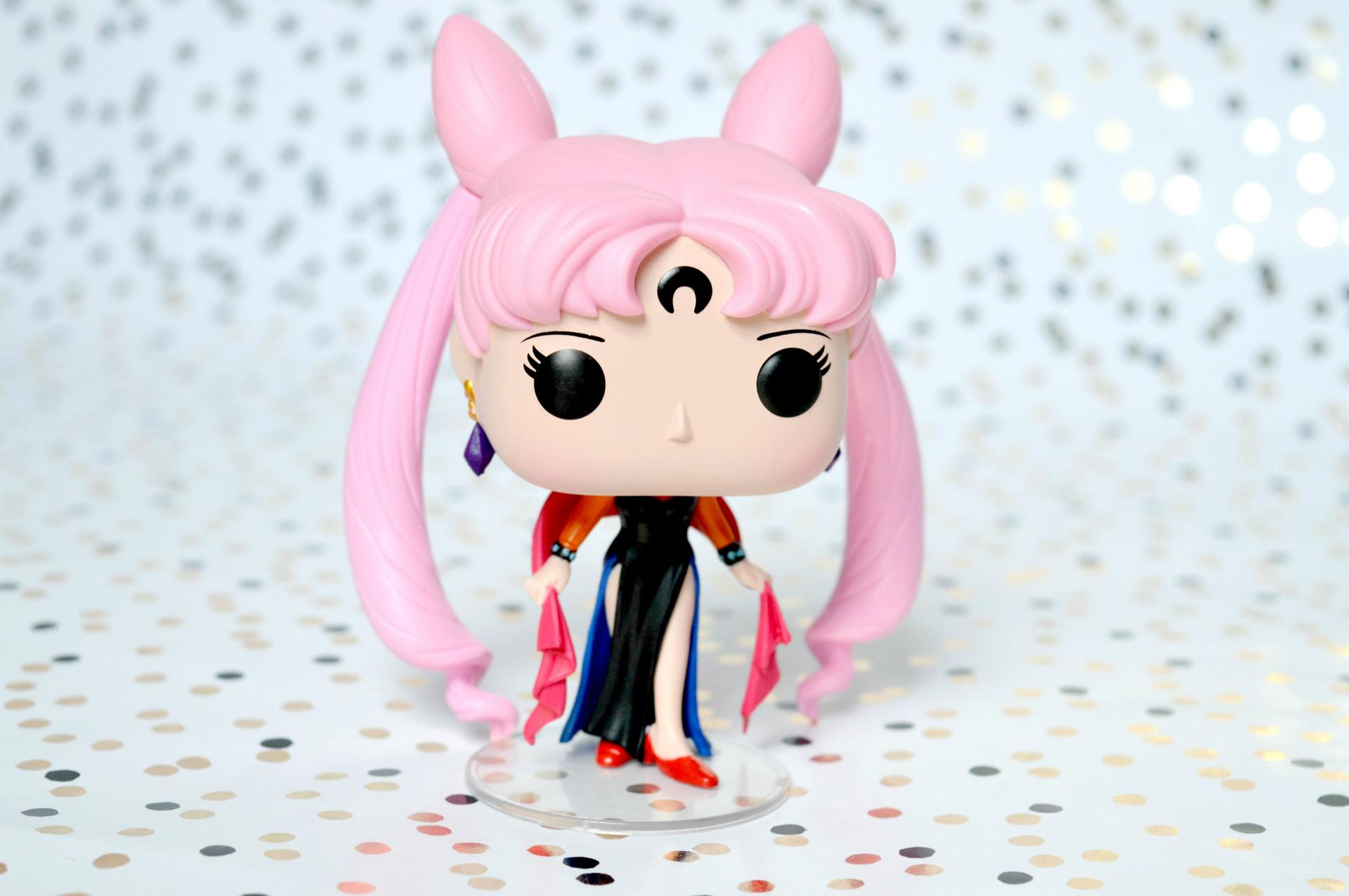 Black Lady Funko POP! Figure