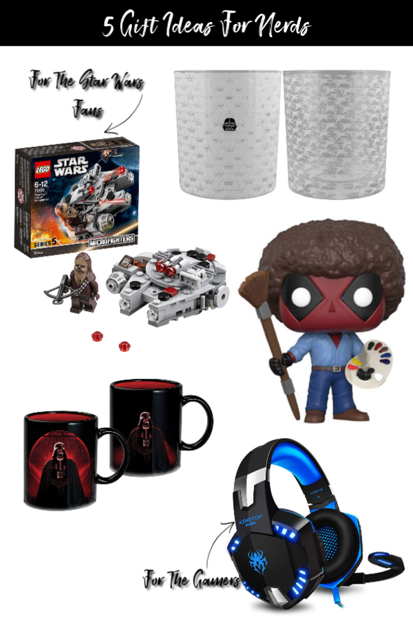 5 Gift Ideas For Nerds