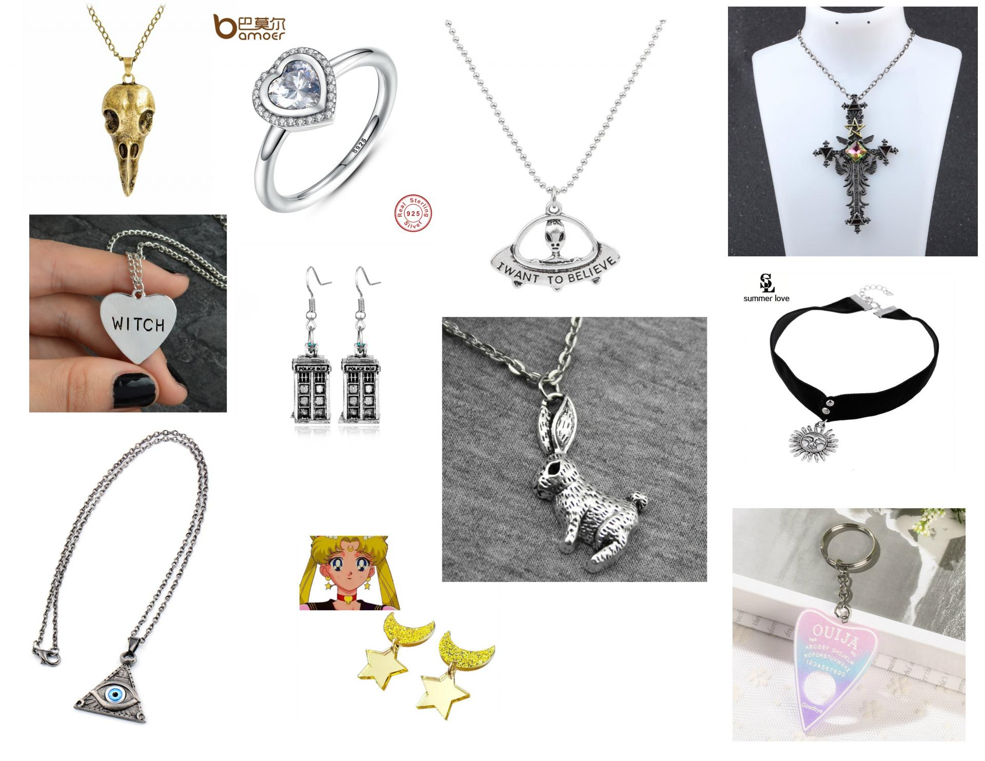 Cute AND Affordable Jewellery From AliExpress?